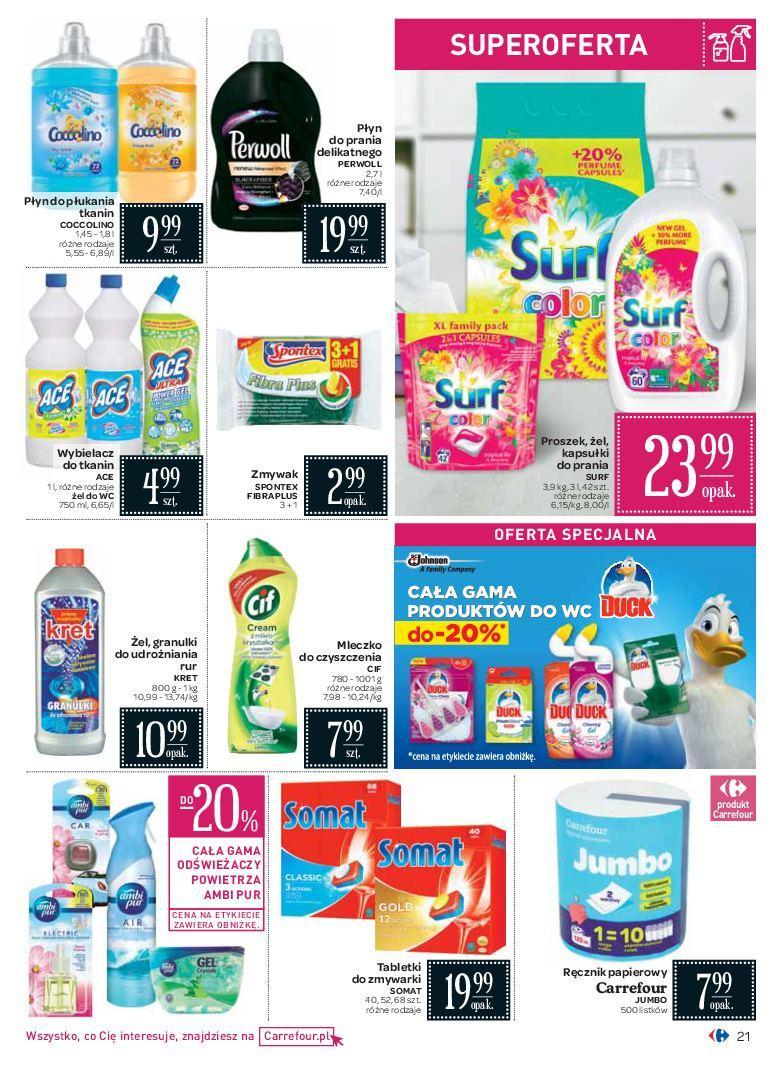 Gazetka promocyjna Carrefour do 07/07/2018 str.20