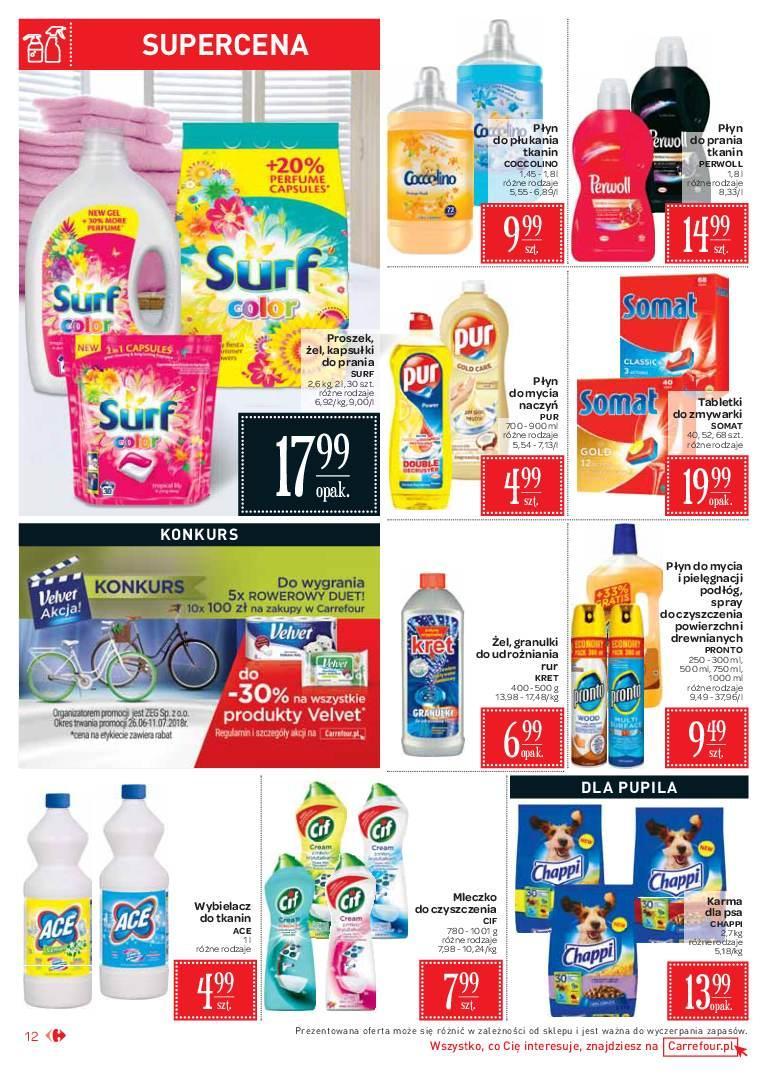 Gazetka promocyjna Carrefour Market do 07/07/2018 str.11