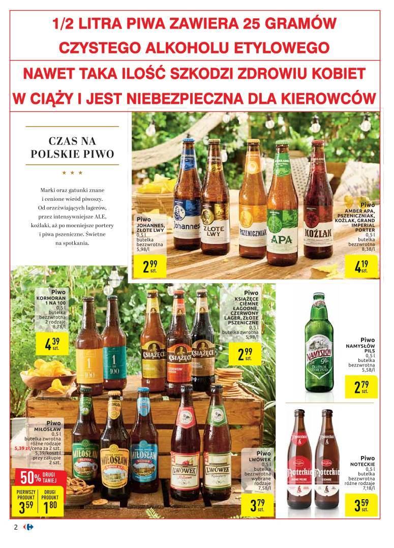 Gazetka promocyjna Carrefour do 22/06/2019 str.1