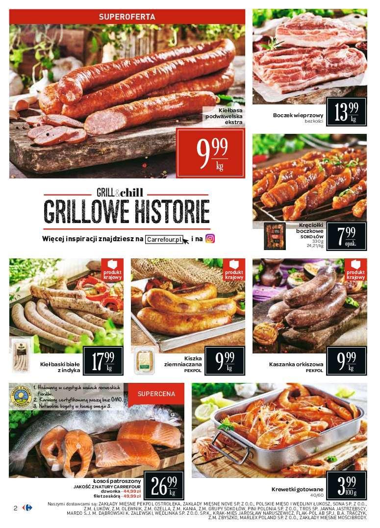 Gazetka promocyjna Carrefour do 09/06/2018 str.1