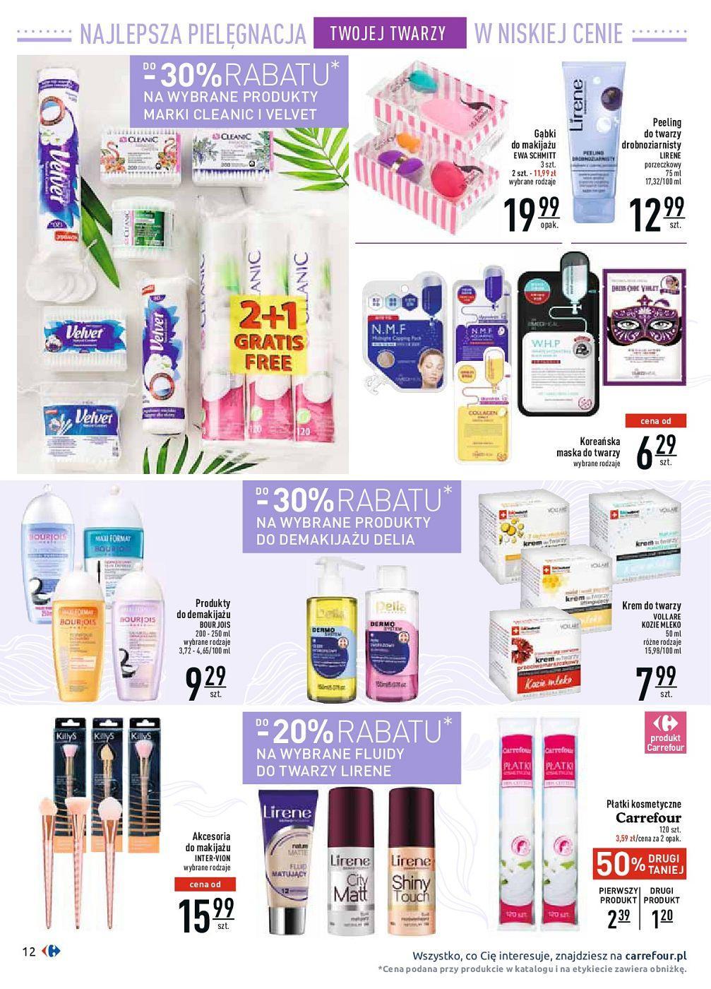 Gazetka promocyjna Carrefour do 30/09/2018 str.12