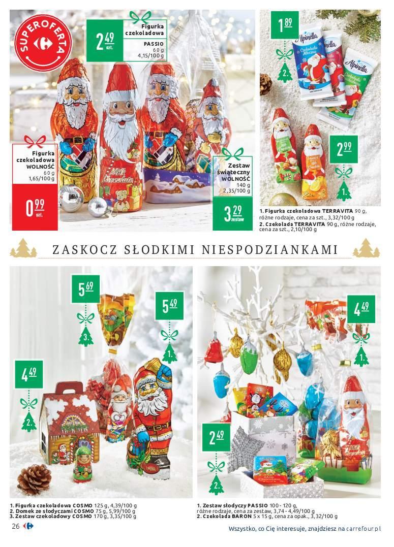 Gazetka promocyjna Carrefour do 02/12/2018 str.26