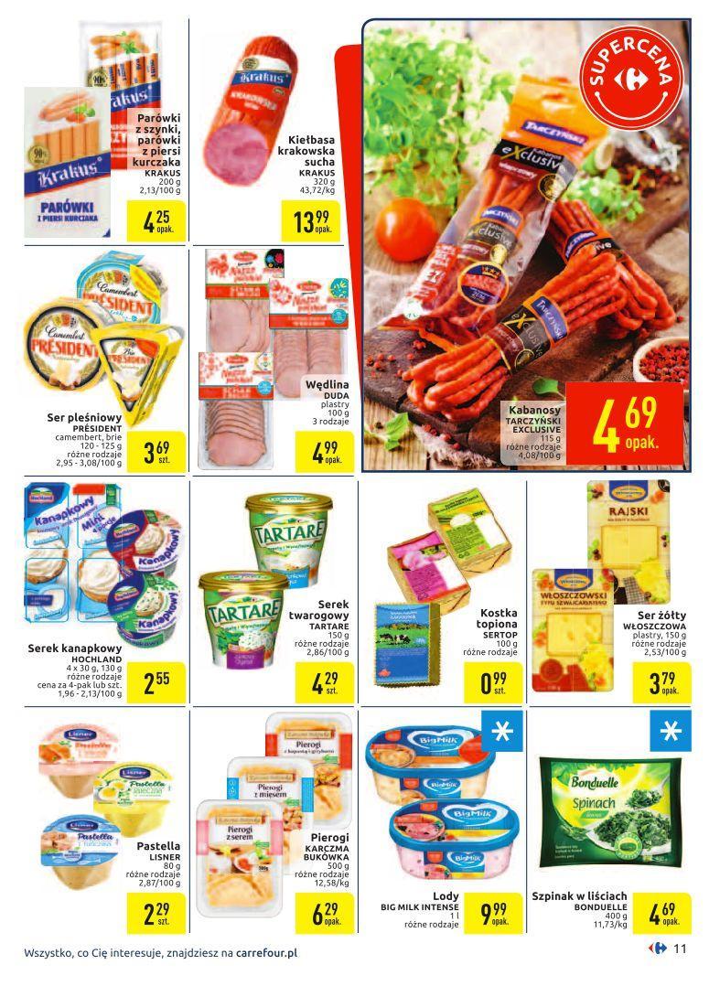 Gazetka promocyjna Carrefour do 29/09/2019 str.10