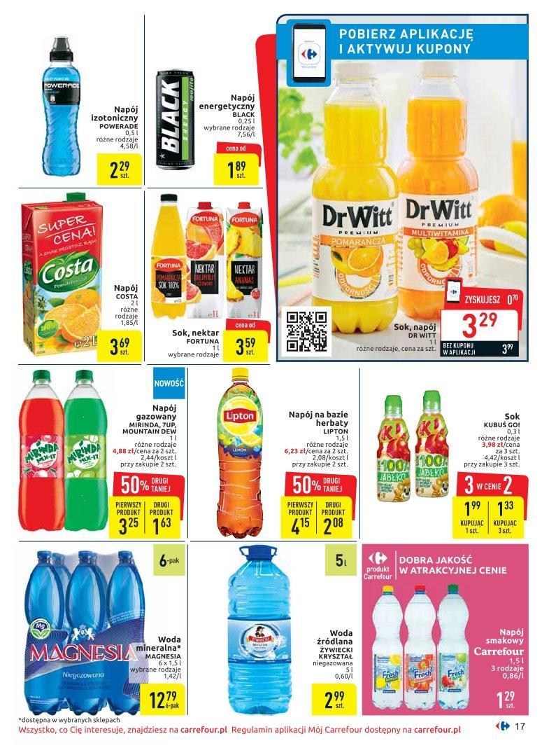 Gazetka promocyjna Carrefour do 23/03/2019 str.16