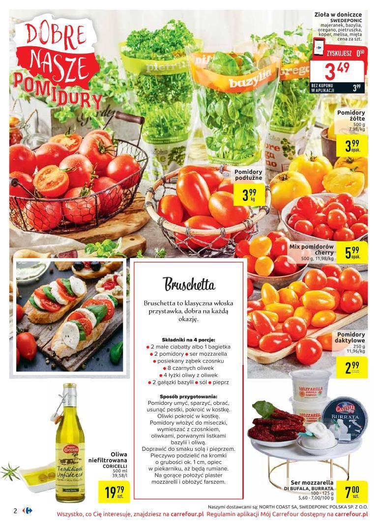 Gazetka promocyjna Carrefour do 20/07/2019 str.2