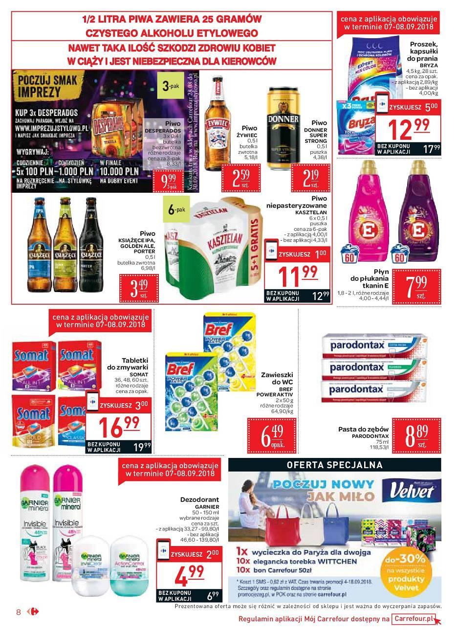Gazetka promocyjna Carrefour Market do 15/09/2018 str.7