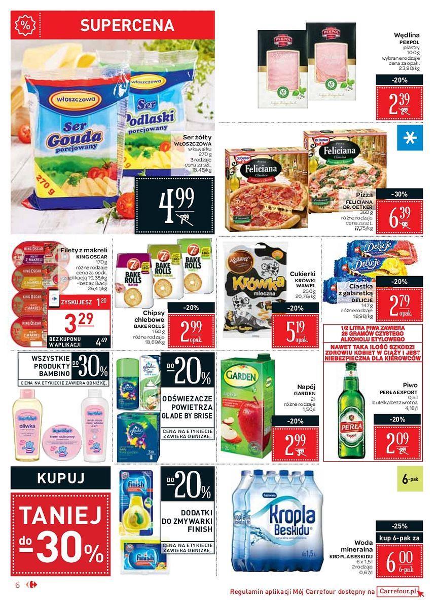 Gazetka promocyjna Carrefour Market do 09/06/2018 str.5