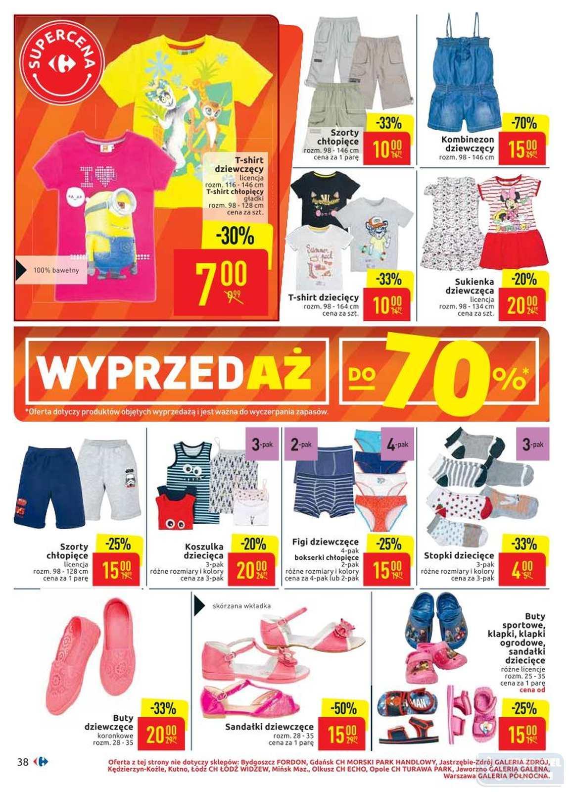Gazetka promocyjna Carrefour do 22/06/2019 str.37