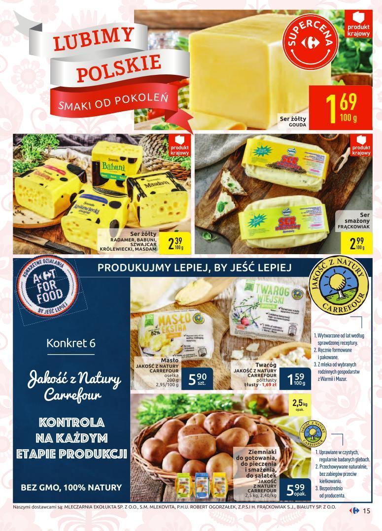 Gazetka promocyjna Carrefour do 09/11/2019 str.15