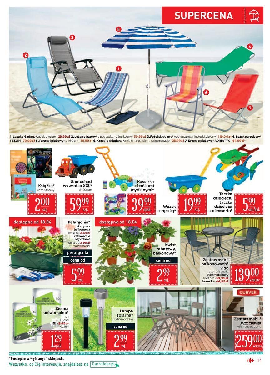 Gazetka promocyjna Carrefour Market do 29/04/2018 str.10