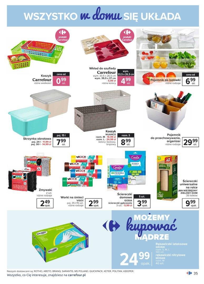 Gazetka promocyjna Carrefour do 07/11/2020 str.35