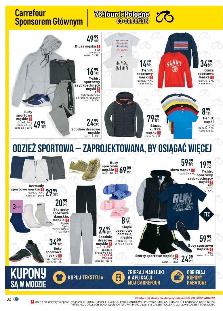 Gazetka promocyjna Carrefour do 19/08/2019 str.31