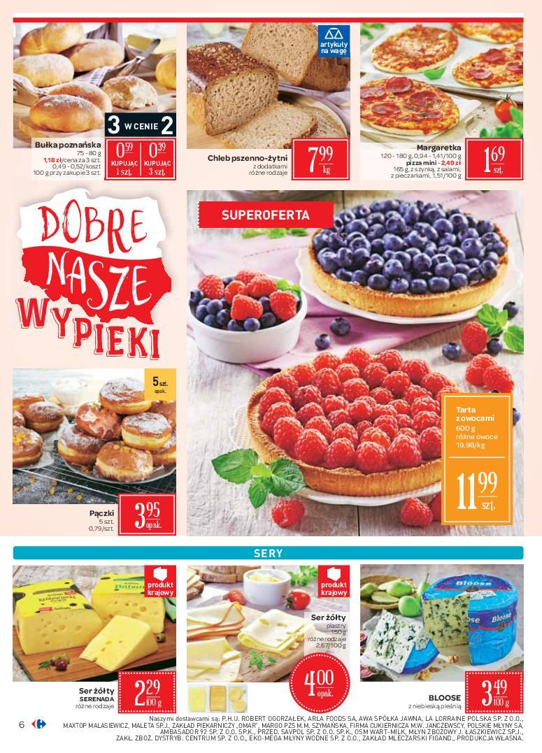 Gazetka promocyjna Carrefour do 07/07/2018 str.6