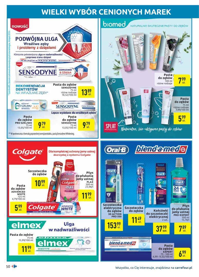Gazetka promocyjna Carrefour do 22/05/2019 str.49
