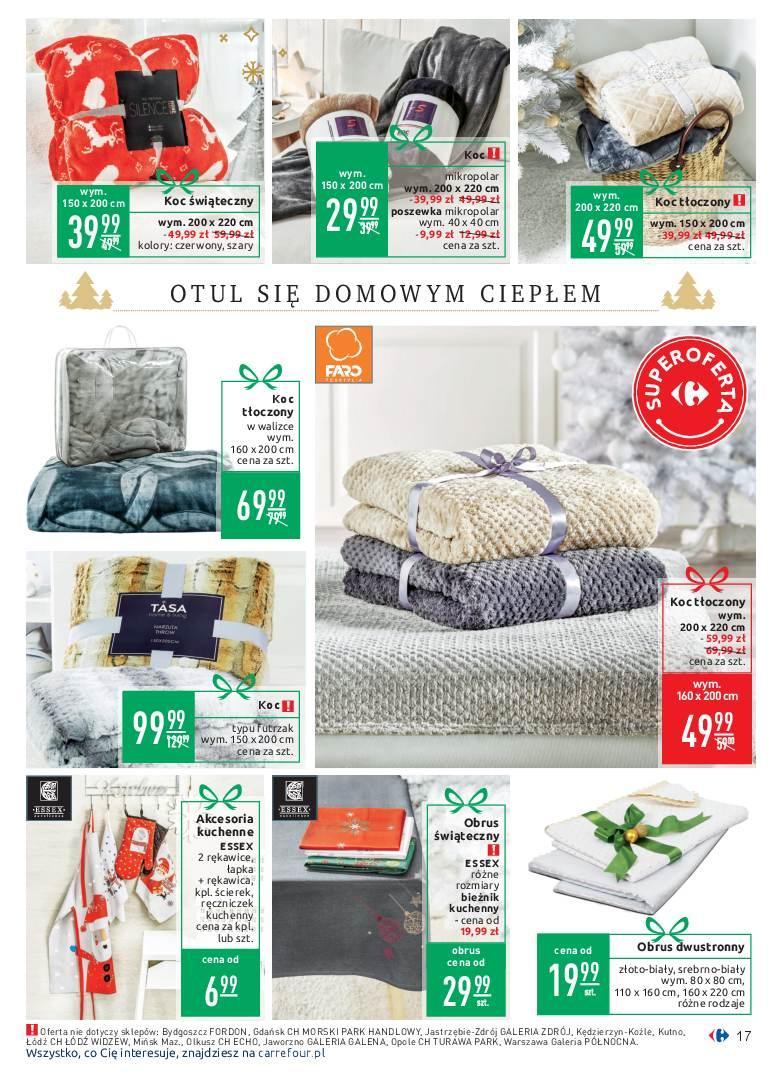 Gazetka promocyjna Carrefour do 02/12/2018 str.17