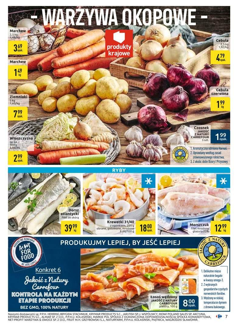 Gazetka promocyjna Carrefour do 12/10/2019 str.7