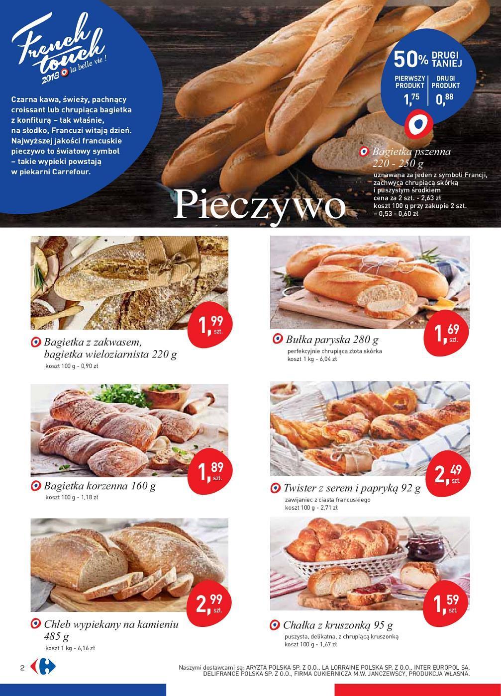 Gazetka promocyjna Carrefour do 30/09/2018 str.2