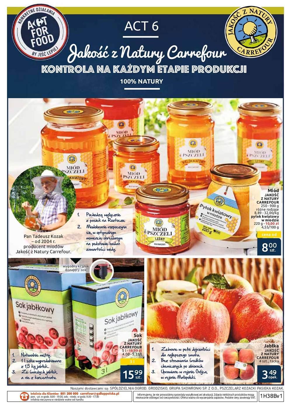 Gazetka promocyjna Carrefour do 30/09/2018 str.31