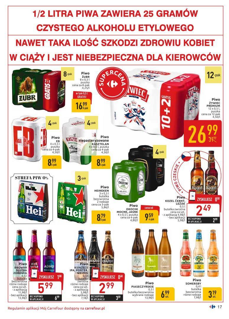 Gazetka promocyjna Carrefour do 07/09/2019 str.16