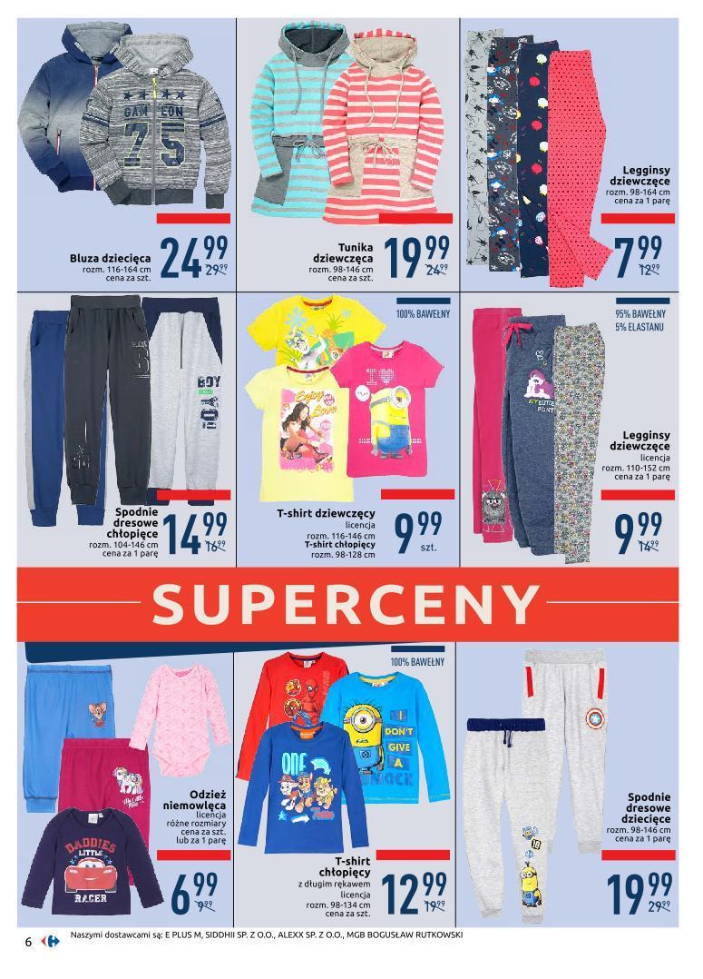 Gazetka promocyjna Carrefour do 20/04/2019 str.5