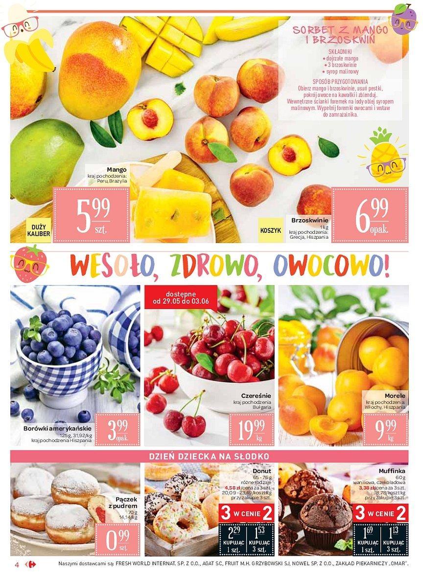 Gazetka promocyjna Carrefour Market do 09/06/2018 str.3