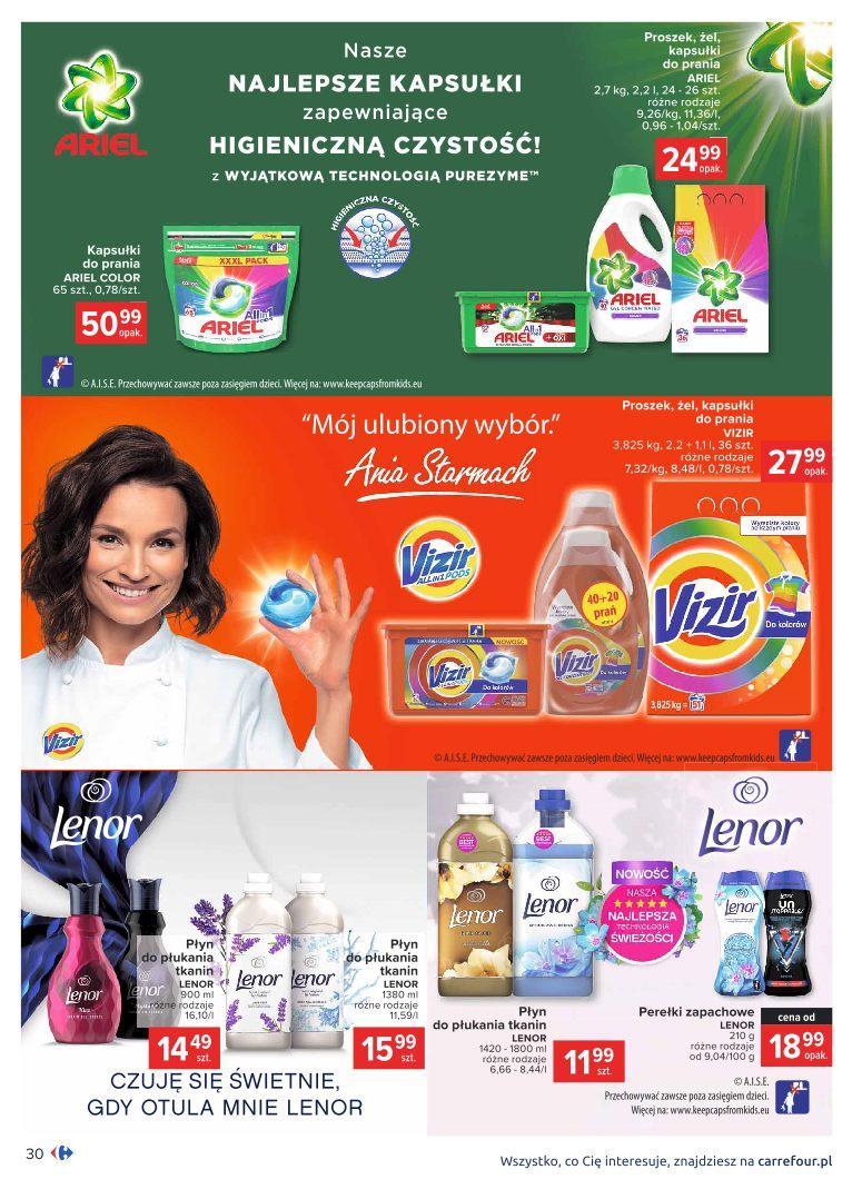 Gazetka promocyjna Carrefour do 07/11/2020 str.30
