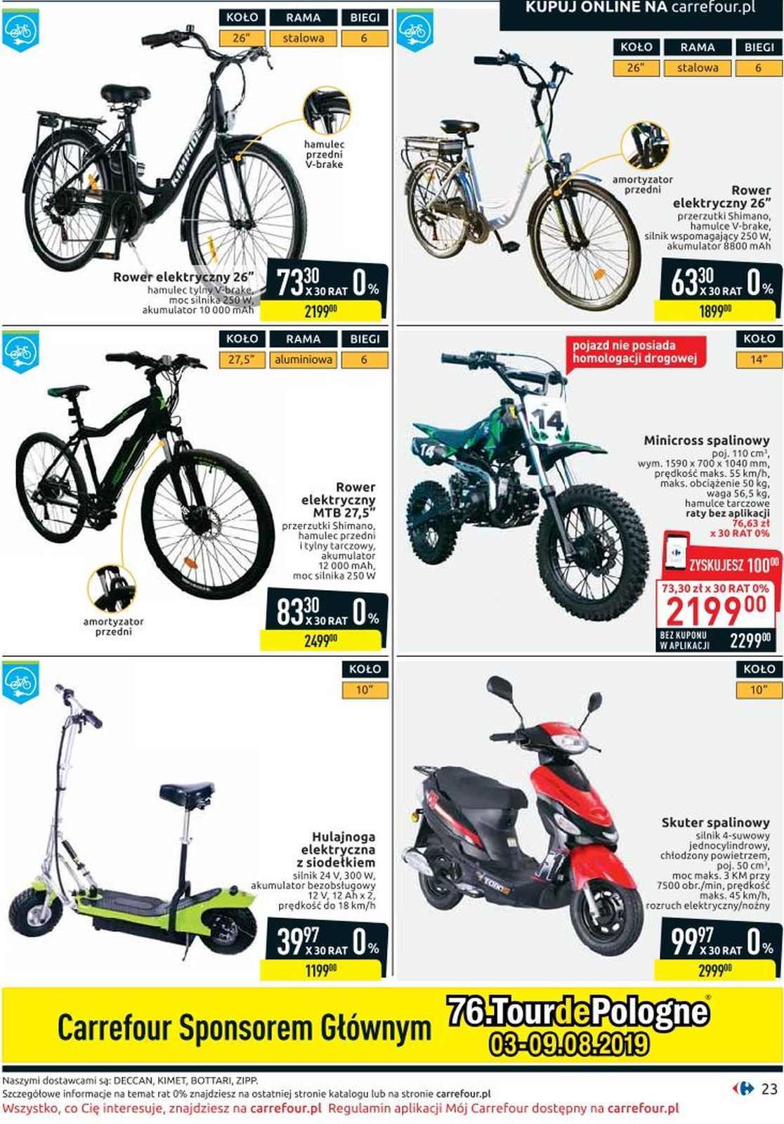 Gazetka promocyjna Carrefour do 14/04/2019 str.22