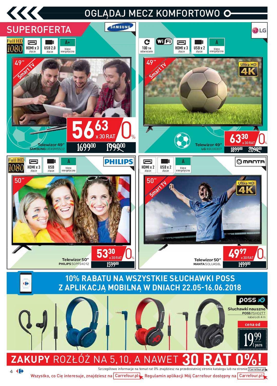Gazetka promocyjna Carrefour do 16/06/2018 str.3