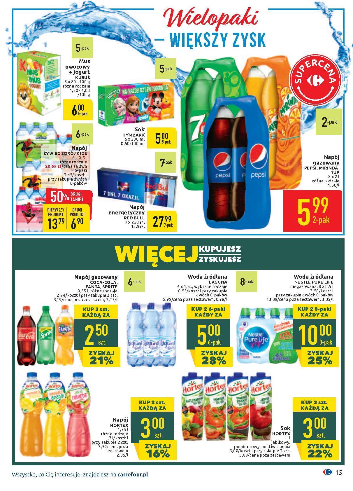 Gazetka promocyjna Carrefour do 14/09/2019 str.14