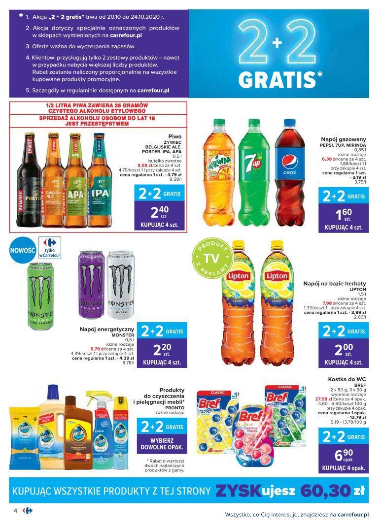 Gazetka promocyjna Carrefour do 24/10/2020 str.3