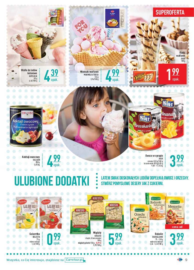 Gazetka promocyjna Carrefour do 01/07/2018 str.9