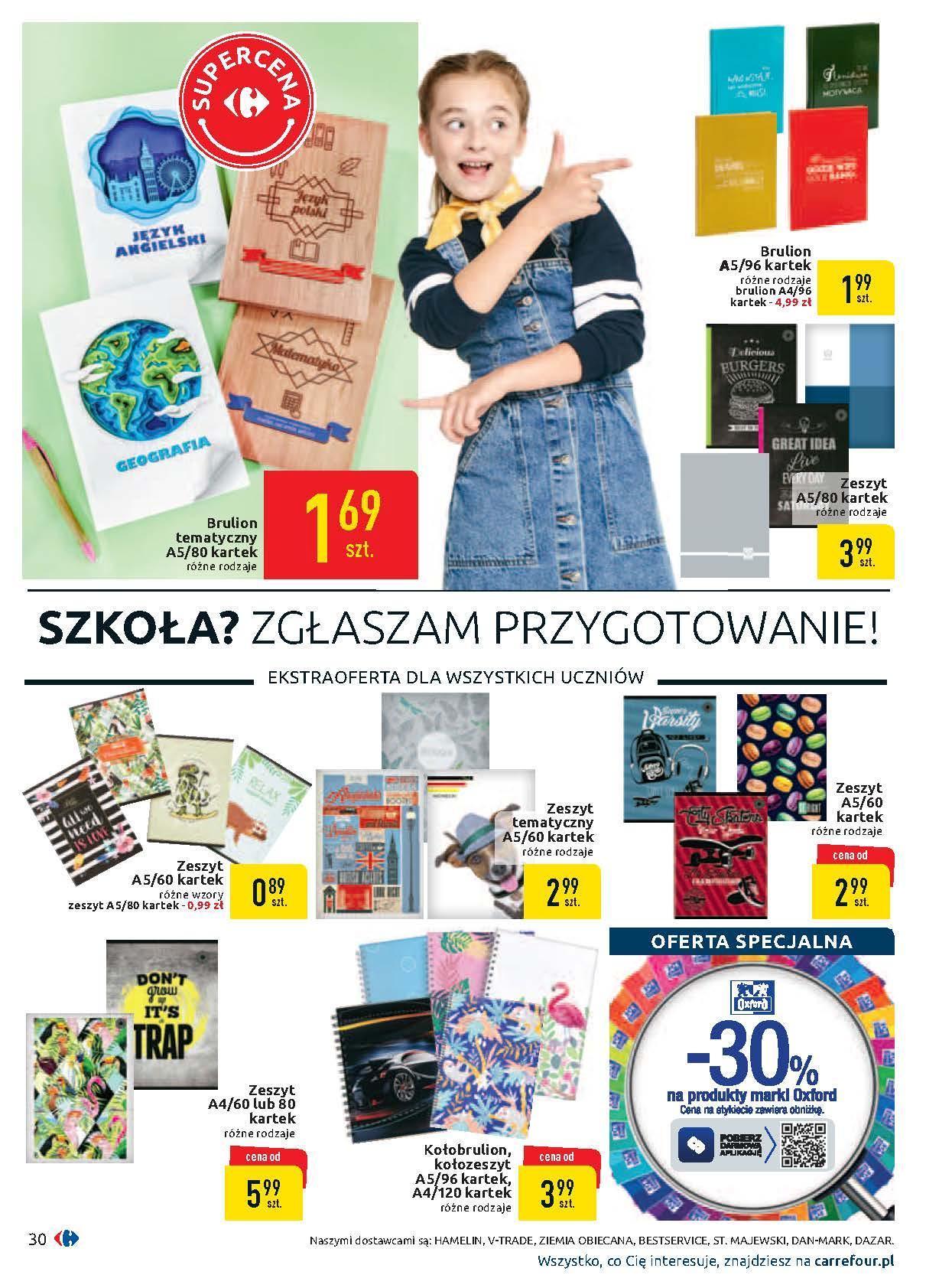 Gazetka promocyjna Carrefour do 14/09/2019 str.29