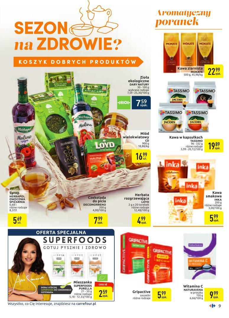 Gazetka promocyjna Carrefour do 24/11/2019 str.9