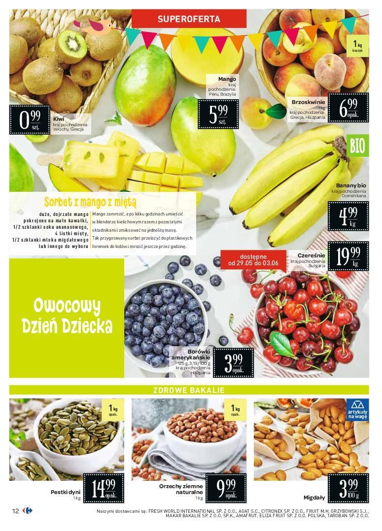 Gazetka promocyjna Carrefour do 09/06/2018 str.12