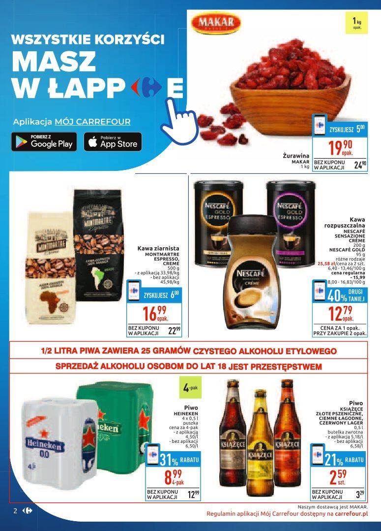 Gazetka promocyjna Carrefour do 10/02/2020 str.1