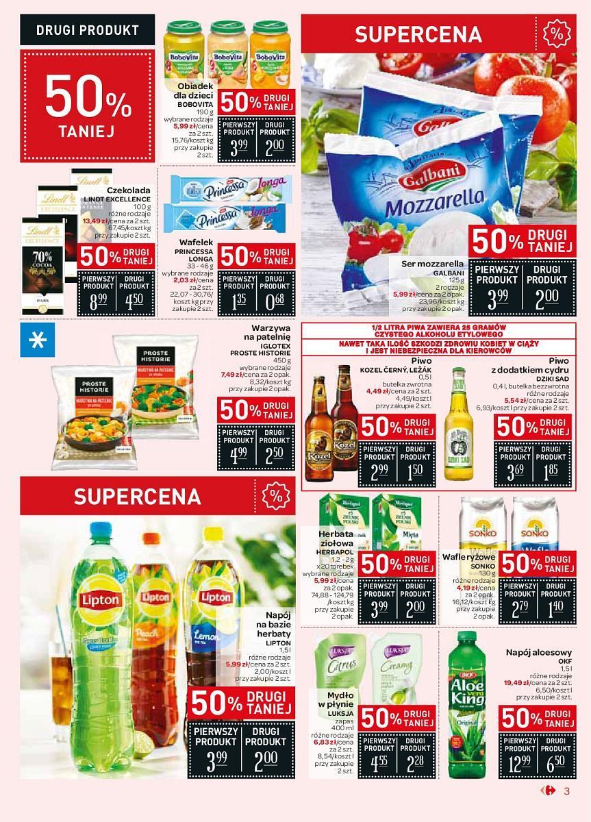 Gazetka promocyjna Carrefour Market do 12/05/2018 str.2