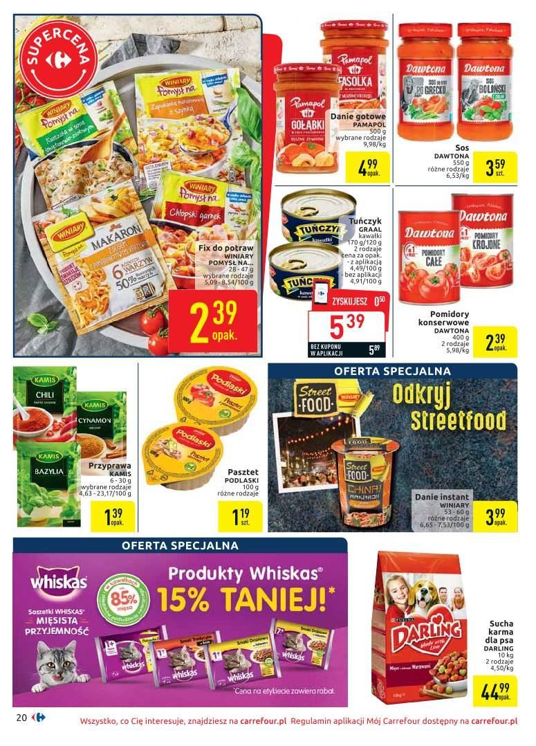 Gazetka promocyjna Carrefour do 19/08/2019 str.19