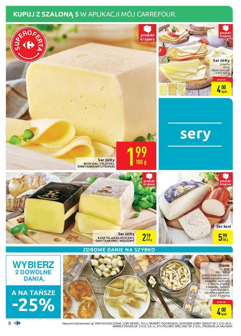 Gazetka promocyjna Carrefour do 07/10/2018 str.8