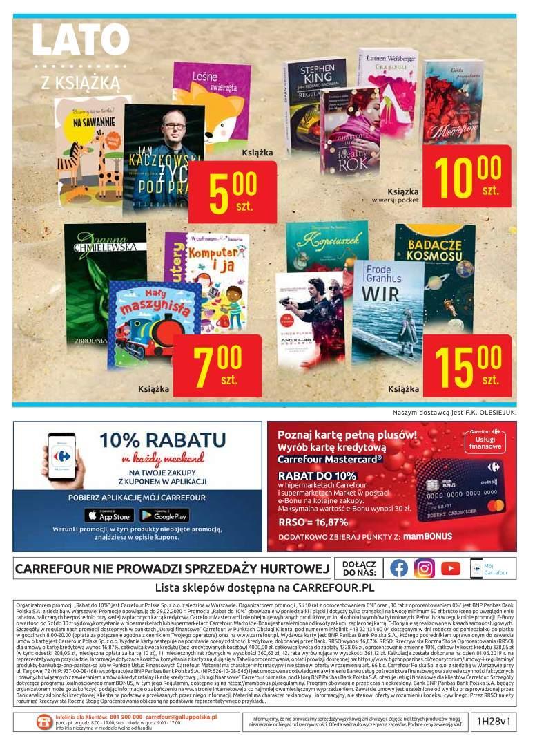 Gazetka promocyjna Carrefour do 20/07/2019 str.35
