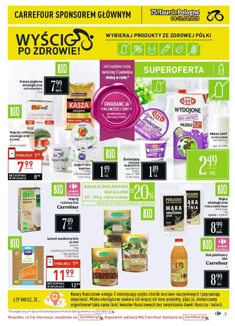 Gazetka promocyjna Carrefour do 05/08/2018 str.2
