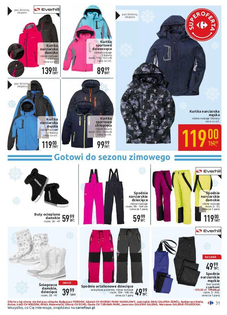 Gazetka promocyjna Carrefour do 19/01/2019 str.31