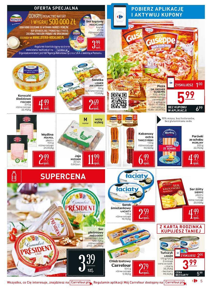 Gazetka promocyjna Carrefour Market do 12/05/2018 str.4