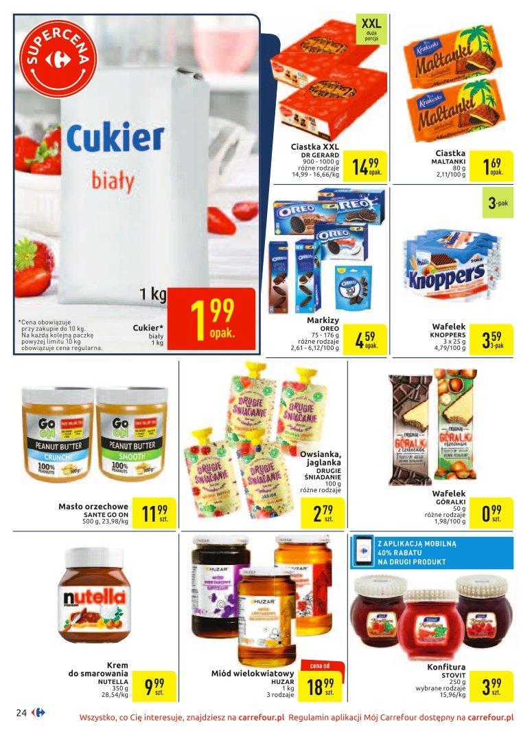 Gazetka promocyjna Carrefour do 09/11/2019 str.24