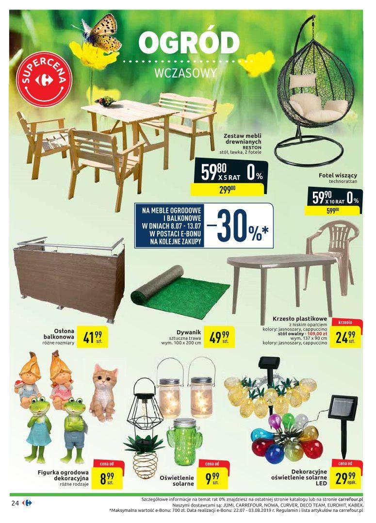 Gazetka promocyjna Carrefour do 20/07/2019 str.23