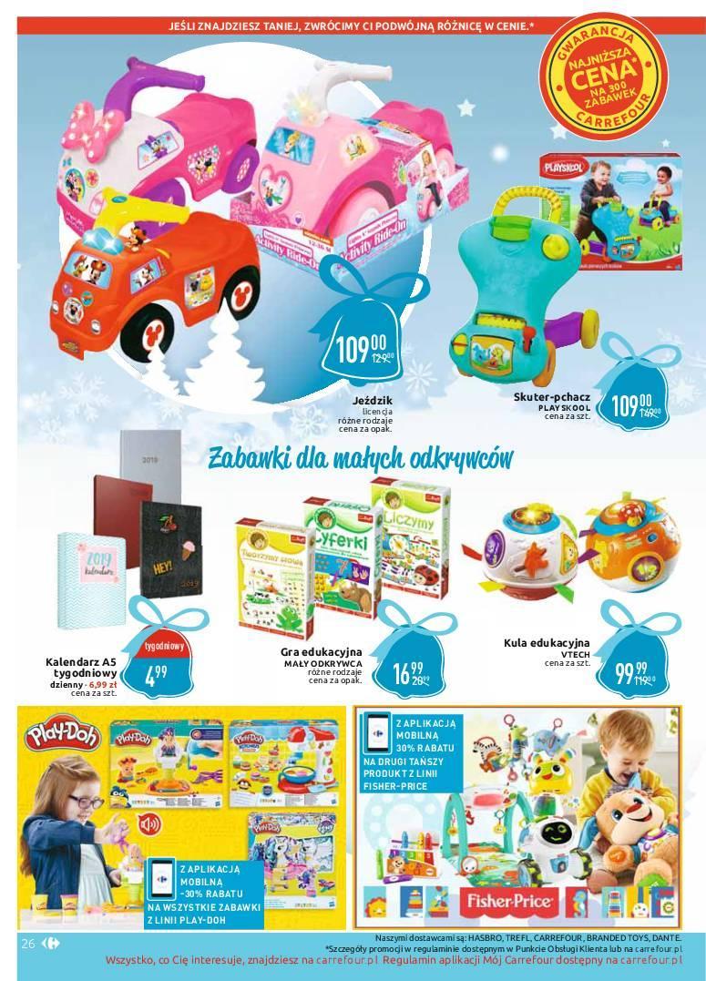 Gazetka promocyjna Carrefour do 08/12/2018 str.26