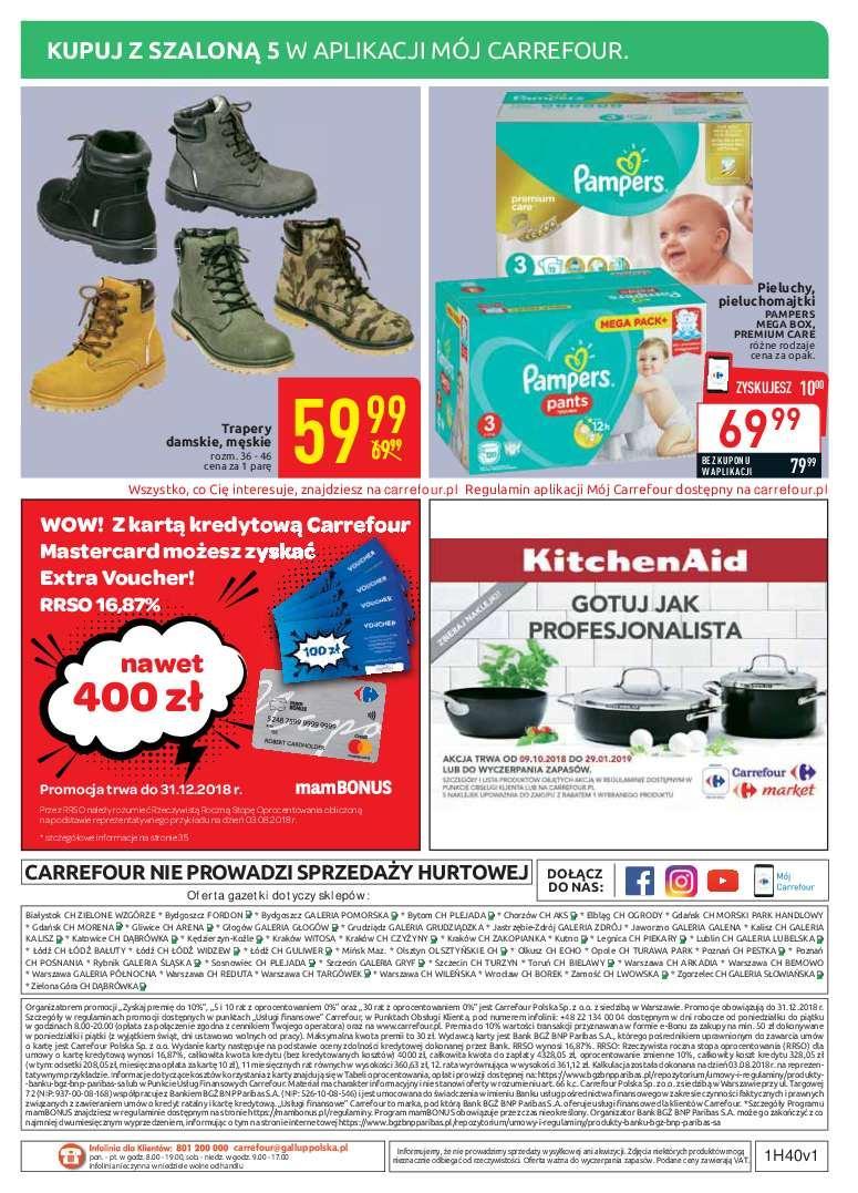Gazetka promocyjna Carrefour do 07/10/2018 str.40