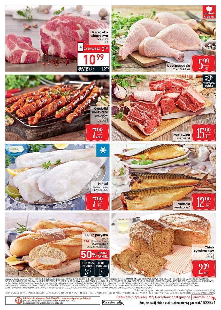 Gazetka promocyjna Carrefour Market do 04/06/2018 str.1