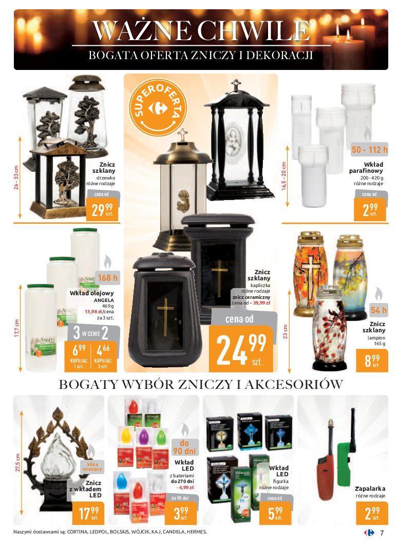 Gazetka promocyjna Carrefour do 13/10/2018 str.7