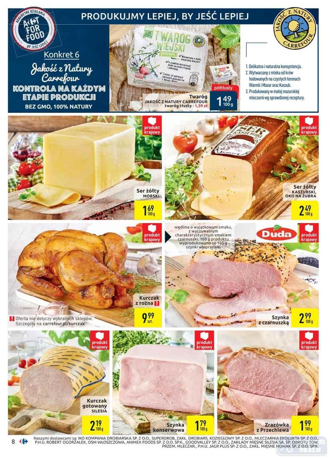 Gazetka promocyjna Carrefour do 22/06/2019 str.7