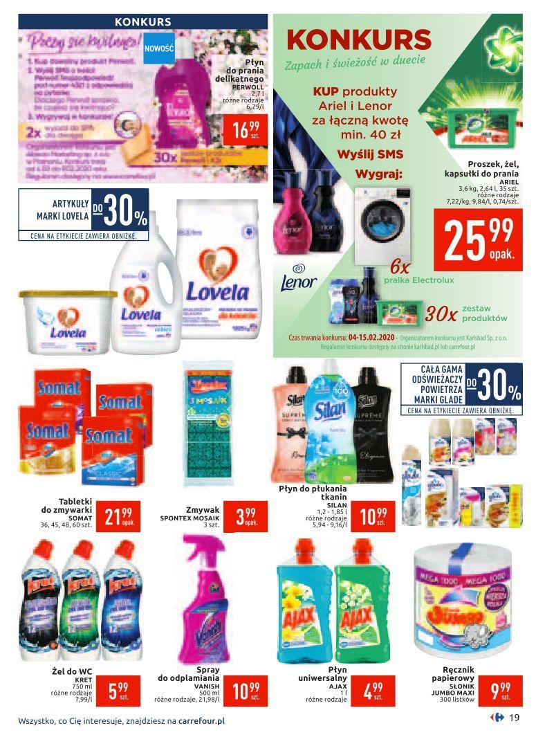 Gazetka promocyjna Carrefour do 10/02/2020 str.18